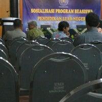 Photo taken at Universitas Muhammadiyah Sidoarjo by Pheby SSi J. on 2/4/2013