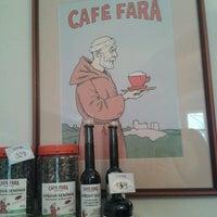Photo taken at Café Fara by Daniel B. on 5/11/2013