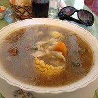 Photo taken at Restaurante San Lorenzo by Jacqueline R. on 3/20/2013