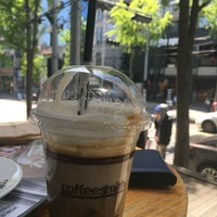 Photo taken at coffeesmith™ by Hyunkee S. on 4/24/2016