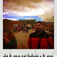 Photo taken at Dirección General de Migración (Bolivia) by Fernando M. on 4/7/2013