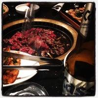 Photo taken at Han Gang Korean Cuisine by Fernando M. on 2/6/2016