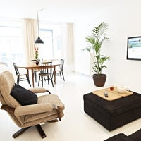Photo taken at Amsterdam Furnished Apartments by Tobias on 1/31/2013