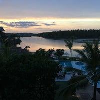 Photo taken at Amaranthé Bay Resort & Spa by Floris C. on 5/2/2016