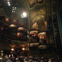 Foto tomada en New Amsterdam Theater por Cem Gökhan A. el 2/3/2013