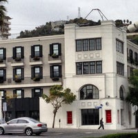 Photo taken at Palihouse by Glitterati Tours on 3/9/2013