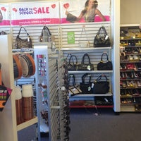 Photo taken at Payless ShoeSource by Stephanie K. on 8/24/2013