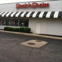 Photo taken at Steak 'n Shake by Danielle on 5/28/2013
