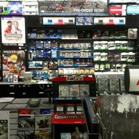 Photo taken at GameStop by Larsa Y. on 3/12/2013