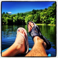 Photo taken at Lake Shaftsbury State Park by Cody S. on 8/6/2013
