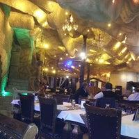 Photo taken at Arsuz Kale Restaurant by Nur N. on 2/13/2014