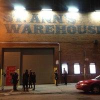 Photo taken at St. Ann's Warehouse by Pamela H. on 2/15/2013