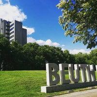 Das Foto wurde bei Campusbibliothek   Beuth Hochschule für Technik von Marc P. am 7/8/2015 aufgenommen