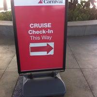 Photo taken at Carnival Cruise Paradise by Ryan M. on 6/10/2013
