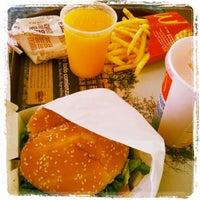 Photo taken at McDonald's by marino on 4/21/2013