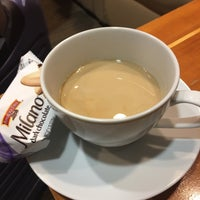 Photo taken at Turkish Airlines CIP Lounge by Canan A. on 4/11/2017