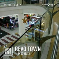 Photo taken at Revo Town by @~$usprih@di on 7/10/2017