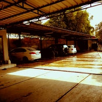 Photo taken at Grand galaxy car wash by @~$usprih@di on 5/13/2015