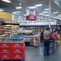Photo taken at H-E-B by Chuck D. on 7/14/2013