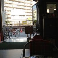 Photo taken at PANINI&BAR BOCCA LUPO by Toshisan S. on 4/19/2013