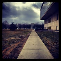 Photo taken at IUPUI:  University Library (UL) by Sultan A. on 2/19/2013