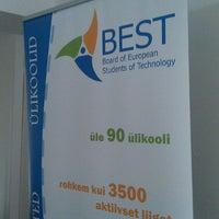 Photo taken at BEST Office (BEST Estonia) by Alexander M. on 10/13/2013