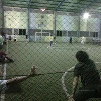 Photo taken at Lapangan Futsal BSC (Ringroad) by Ekha S. on 2/9/2013