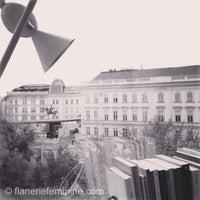 Das Foto wurde bei The Guesthouse Vienna von flânerie f. am 10/29/2013 aufgenommen