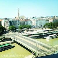 Photo taken at Sofitel Vienna Stephansdom by flânerie f. on 6/22/2013