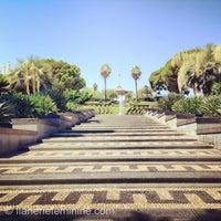 Photo taken at Villa Bellini by flânerie f. on 8/4/2013
