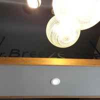 Photo taken at Mr. Breeze Coffee by Steph K. on 4/30/2013