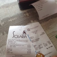 Photo taken at Solaria by Ferry E. on 3/28/2017