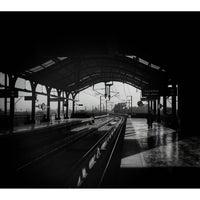 Photo taken at Tughlaqabad Metro Station by Arpit J. on 11/26/2013