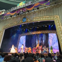 Photo taken at Lotte World Garden Stage by Dale K. on 11/5/2016