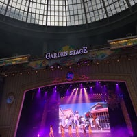Photo taken at Lotte World Garden Stage by Dale K. on 7/1/2017