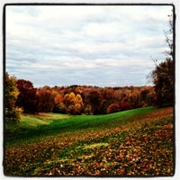 Photo taken at Cherokee Park by Marge Y. on 10/28/2012