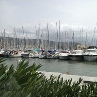 2/22/2013 tarihinde Meltem D.ziyaretçi tarafından Marina Yacht Club'de çekilen fotoğraf