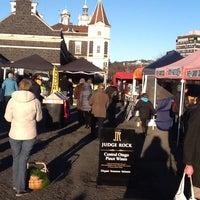 Photo taken at Dunedin Saturday Farmer's Market by Paul J. on 8/15/2014