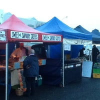 Photo taken at Dunedin Saturday Farmer's Market by Paul J. on 5/17/2013