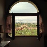 Photo taken at Residenza La Torricella by Karina M. on 11/3/2012