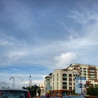 Photo taken at Warisan Square by Bros™ on 3/12/2013