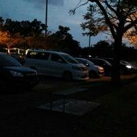 Photo taken at Parking Kompleks Sukan Likas by Bros™ on 10/10/2015