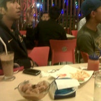 Photo taken at Wadjan Resto by fitra on 12/21/2013