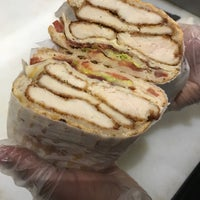 Photo taken at Anthony & Son Panini Shoppe by Joanna Q. on 12/31/2017