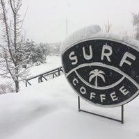 Снимок сделан в Surf Coffee X Shore пользователем Хаустова Н. 2/4/2018