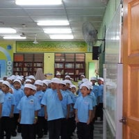 Photo taken at Sekolah Rendah Islam Al-Amin by Ezwan A. on 1/2/2013