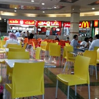 Photo taken at Al Jamea Plaza - Food court by Aiman M. on 12/22/2013
