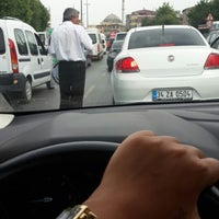 Photo taken at Trafik De yapilmasi gerekenler. by Gizem S. on 6/27/2014