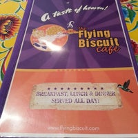 Das Foto wurde bei The Flying Biscuit von Buddy C. am 2/2/2013 aufgenommen