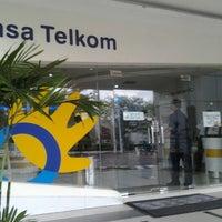 Photo taken at Plaza Telkom Balikpapan by Monier 🇮🇩 . on 1/31/2013